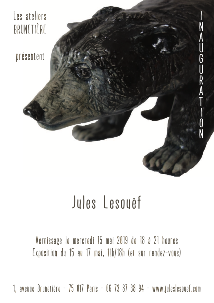 Vernissage Brunetière Jules Lesouef